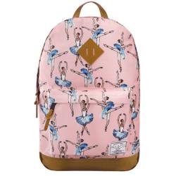 Plecak Różowy Baletnice