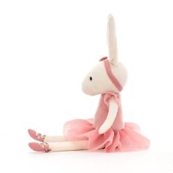 Przytulanka Króliczek Baletnica PB6RO