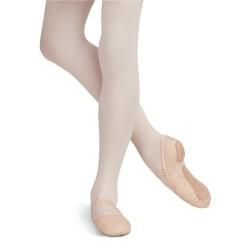 Baletki Love Ballet skórzane 2035C