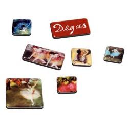 Zestaw magensików Degas