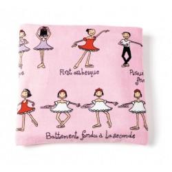 Ręcznik Plażowy Pozycje Baletowe