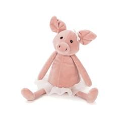 Przytulanka Świnka Darcey mała