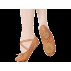Baletki Model 6 płócienne 03006C