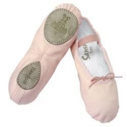 Baletki Tutu-Split 5C płócienne
