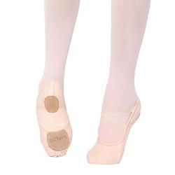 Baletki Hanami Ballet Płócienne 2037W