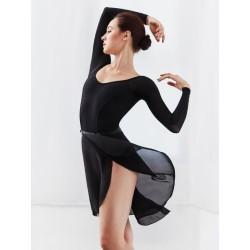 Spódnica N276 Long Wrap Skirt