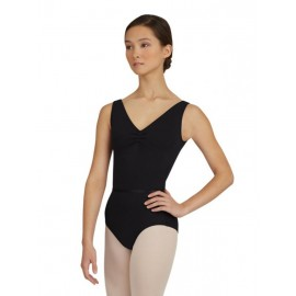 Body V-Neck Leotard TC0002